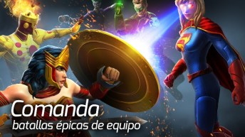DC Legends Battle for Justice APK MOD imagen 2
